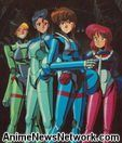 Bubblegum Crisis Collection VHS