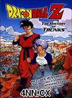 DBZ History of Trunks DVD