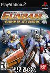 Gundam vs. Zeta Gundam (PS2)