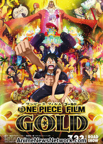 One Piece Film Gold Review