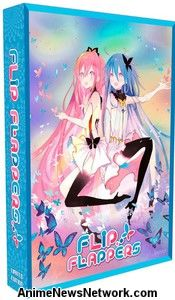 Flip Flappers Limited Edition Blu-ray