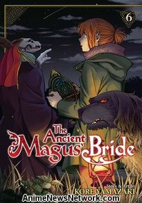 The Ancient Magus' Bride GN 6