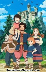 Ronja the Robber's Daughter Complete Series Streaming