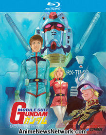 Mobile Suit Gundam Sub.Blu-Ray