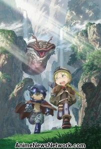 Made in Abyss Episodes 1-13 Streaming