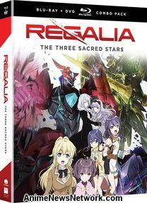 revisión  29 de noviembre de 2017  Regalia: Las Tres Estrellas Sagrada