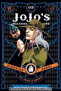 JoJo's Bizarre Adventure: Part 3 GNs 2-3
