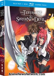 revisión  10 de enero de 2018  El testamento de la hermana New Devil