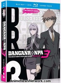 Danganronpa 3: The End of Hope's Peak High School - Future Arc BD+DVD