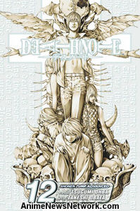 Death Note GN 12