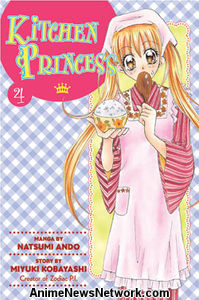 Kitchen Princess GN 4
