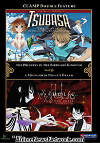CLAMP Double Feature: Tsubasa and xxxHOLiC DVD