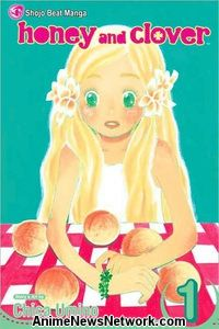 Honey and Clover GN 1-2