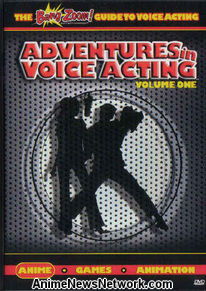 Adventures in Voice Acting Volume 1: Anime