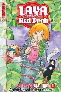 Laya, the Witch of Red Pooh GN 1-2