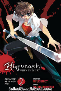 Higurashi: When They Cry GN 2
