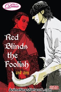Red Blinds the Foolish GN