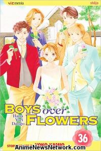 Boys Over Flowers GN 36