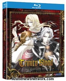 Trinity Blood BLURAY