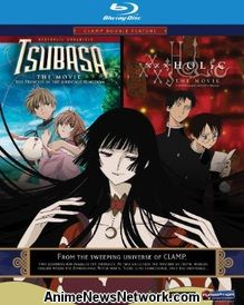 CLAMP Double Feature: Tsubasa Chronicles and xxxHOLiC Blu-ray