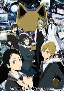 Durarara!! Episodes 13-24 Streaming