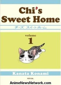 Chi's Sweet Home GN 1