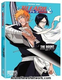 Bleach Season 4 Box Set 2