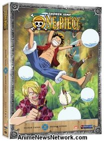 One Piece DVD Season 3 Part 2