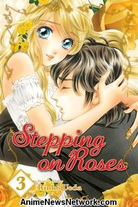 Stepping on Roses GN 3
