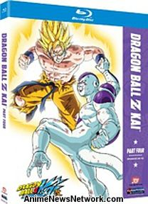 Dragon Ball Kai Blu-Ray part 4