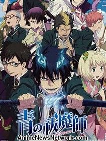 Blue Exorcist Episodes 1-6 Streaming