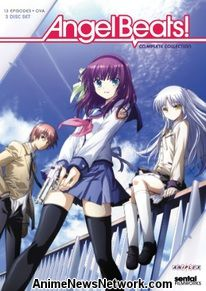 Angel Beats! Complete Collection