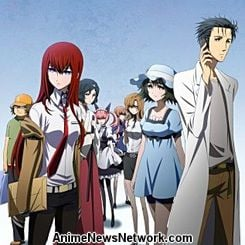 Steins;Gate Episodes 1-24 Streaming