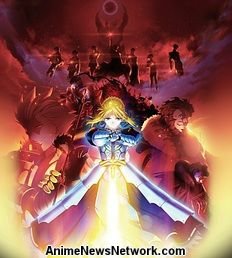 Fate/Zero Episodes 1-6 Streaming