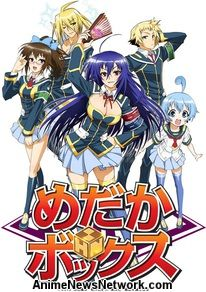 Medaka Box Episodes 1-6 Streaming
