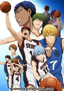 Kuroko's Basketball Episodes 1-7 Streaming