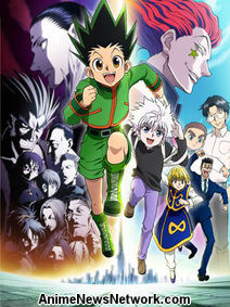 Hunter × Hunter Episodes 27-52 Streaming