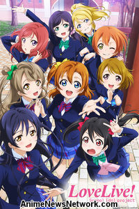 Love Live! Episodes 1-6 Streaming