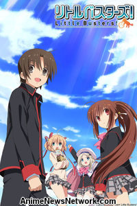 Little Busters! Episodes 1-6 Streaming