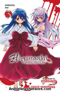 Higurashi: When They Cry GN 21