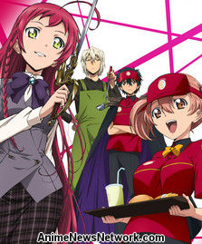 Devil is a Part-Timer! Episodes 1-13 Streaming