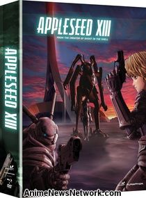 Appleseed XIII BD+DVD
