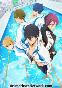 Free! - Iwatobi Swim Club Episodes 1-6 Streaming