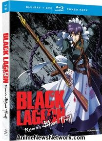 Black Lagoon: Roberta's Blood Trail BD+DVD