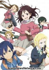 Stella Women's Academy, High School Division Class C3 Episodes 7-13 Streaming