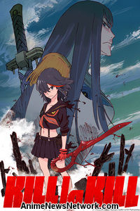 Kill la Kill Episodes 1-6 Streaming
