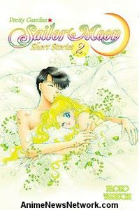 Sailor Moon Short Stories GN 2