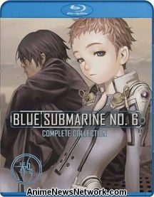 Blue Submarine No.6 Blu-Ray