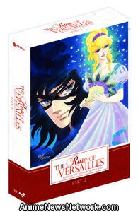 The Rose of Versailles Sub.DVD