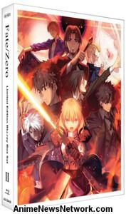Fate/Zero Blu-Ray Box Set II